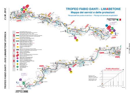 LImabetone mappa servizi 2012