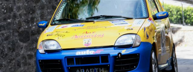 Promozione iscrizioni 29^ Rally degli Abeti e dell'Abetone