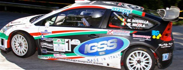 Vittoria e titolo per Sossella (Citroen C4 WRC)