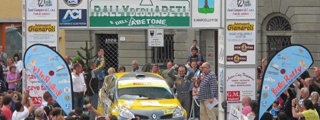 Aperte le iscrizioni al 31^ Rally degli Abeti e dell'Abetone